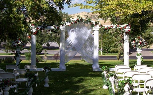 wedding  decorations and design